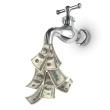 Cash Faucet